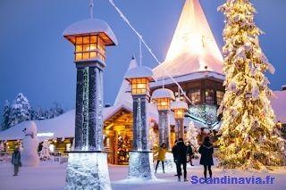 noel 2018 en laponie Séjour voyage Finlande Laponie 2018 scandinavie décembre 2018  noel 2018 en laponie